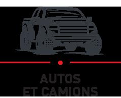 Autos et camions