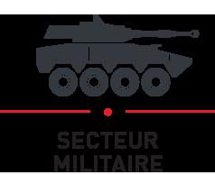 Secteur militaire